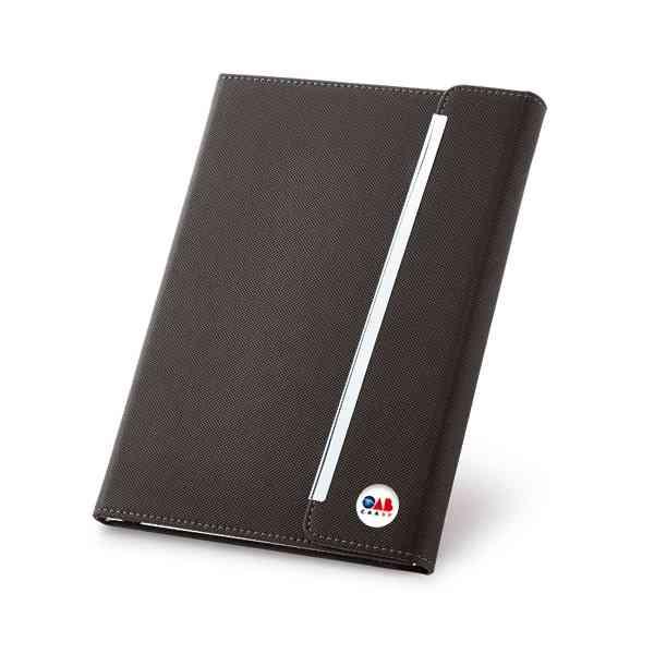 Pasta com caderno