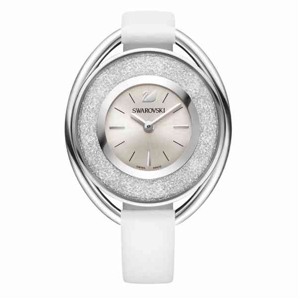 relógio swarovski crystalline oval 1