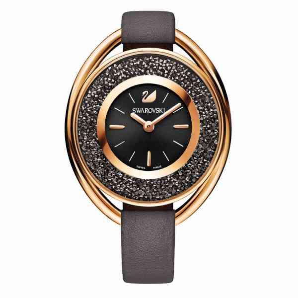 relógio swarovski crystalline oval 2