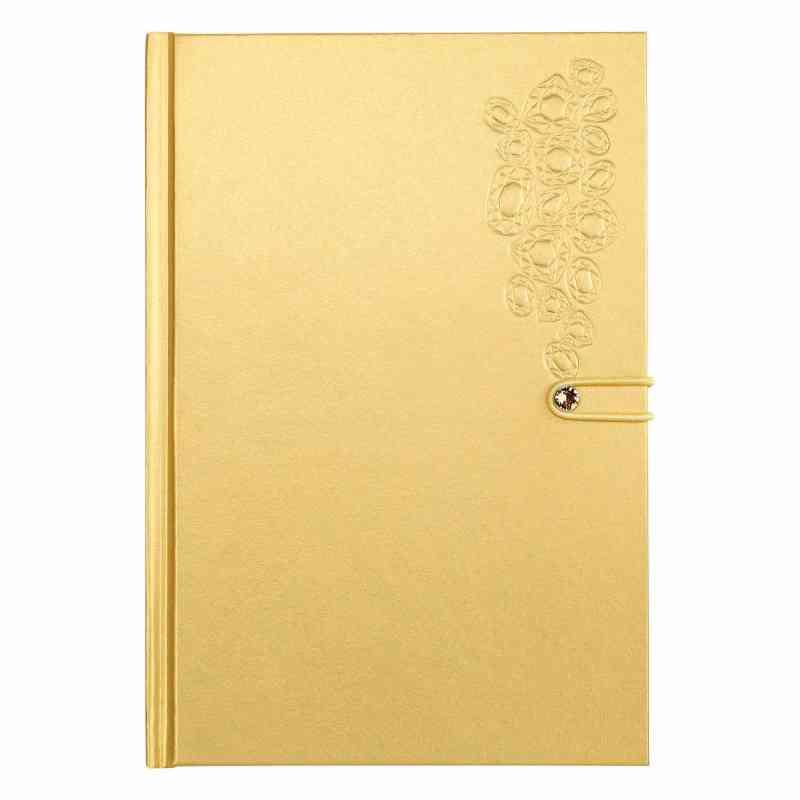 Caderno Swarovski