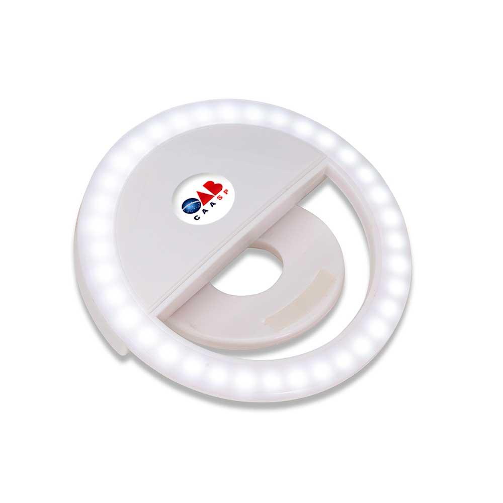 anel iluminação